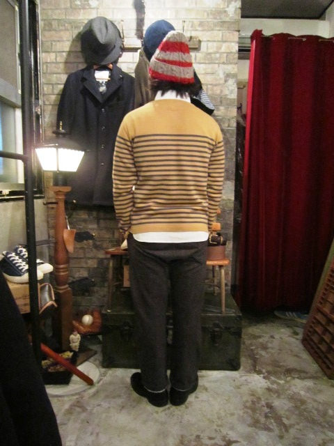 "ANACHRONORM ""B.D Shirts & SWEATER\"" ご紹介_f0191324_12331942.jpg"