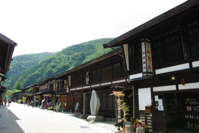 奈良井宿の街並み  長野・その2_b0112443_21475288.jpg