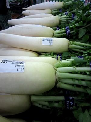 冬野菜と晩秋の果物_c0141652_16411390.jpg