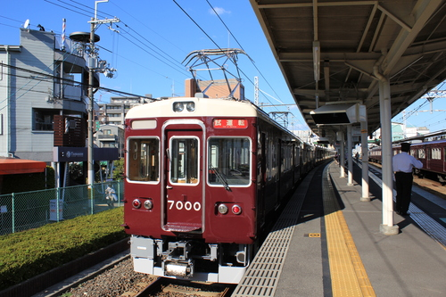 阪急7000F 検査明け試運転_d0202264_19275911.jpg