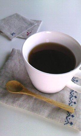 シンプル刺繍のカフェマット作り*レッスン_f0224568_1905157.jpg
