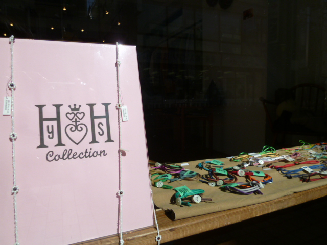 H&H collection アクセサリー展_a0253688_13385634.jpg