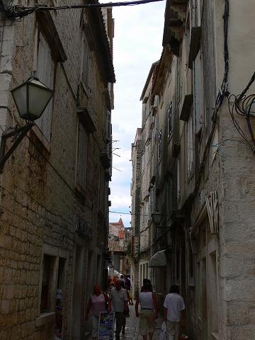 中欧家族旅行2012年08月-第五日目-クロアチア・トロギル散策_c0153302_1502718.jpg