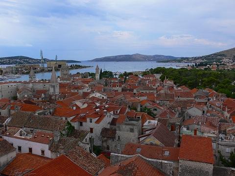 中欧家族旅行2012年08月-第五日目-クロアチア・トロギル散策_c0153302_1527052.jpg