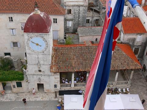 中欧家族旅行2012年08月-第五日目-クロアチア・トロギル散策_c0153302_1527174.jpg