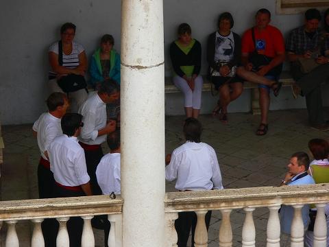 中欧家族旅行2012年08月-第五日目-クロアチア・トロギル散策_c0153302_15272486.jpg