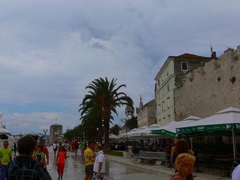 中欧家族旅行2012年08月-第五日目-クロアチア・トロギル散策_c0153302_15445939.jpg