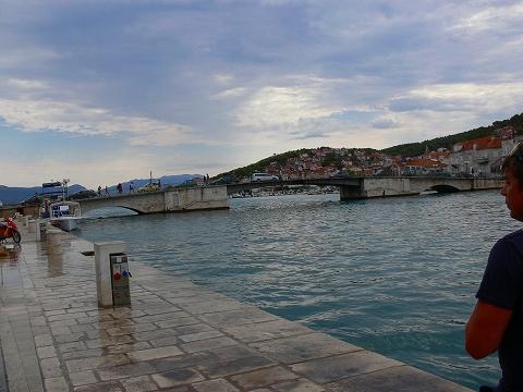 中欧家族旅行2012年08月-第五日目-クロアチア・トロギル散策_c0153302_1546163.jpg