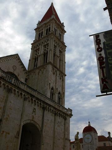 中欧家族旅行2012年08月-第五日目-クロアチア・トロギル散策_c0153302_1562473.jpg