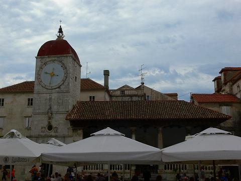 中欧家族旅行2012年08月-第五日目-クロアチア・トロギル散策_c0153302_1591945.jpg