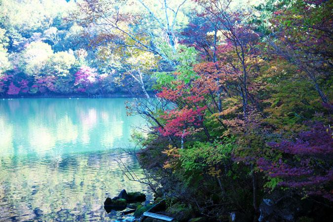 奥日光 湯ノ湖の紅葉1_a0263109_17594357.jpg