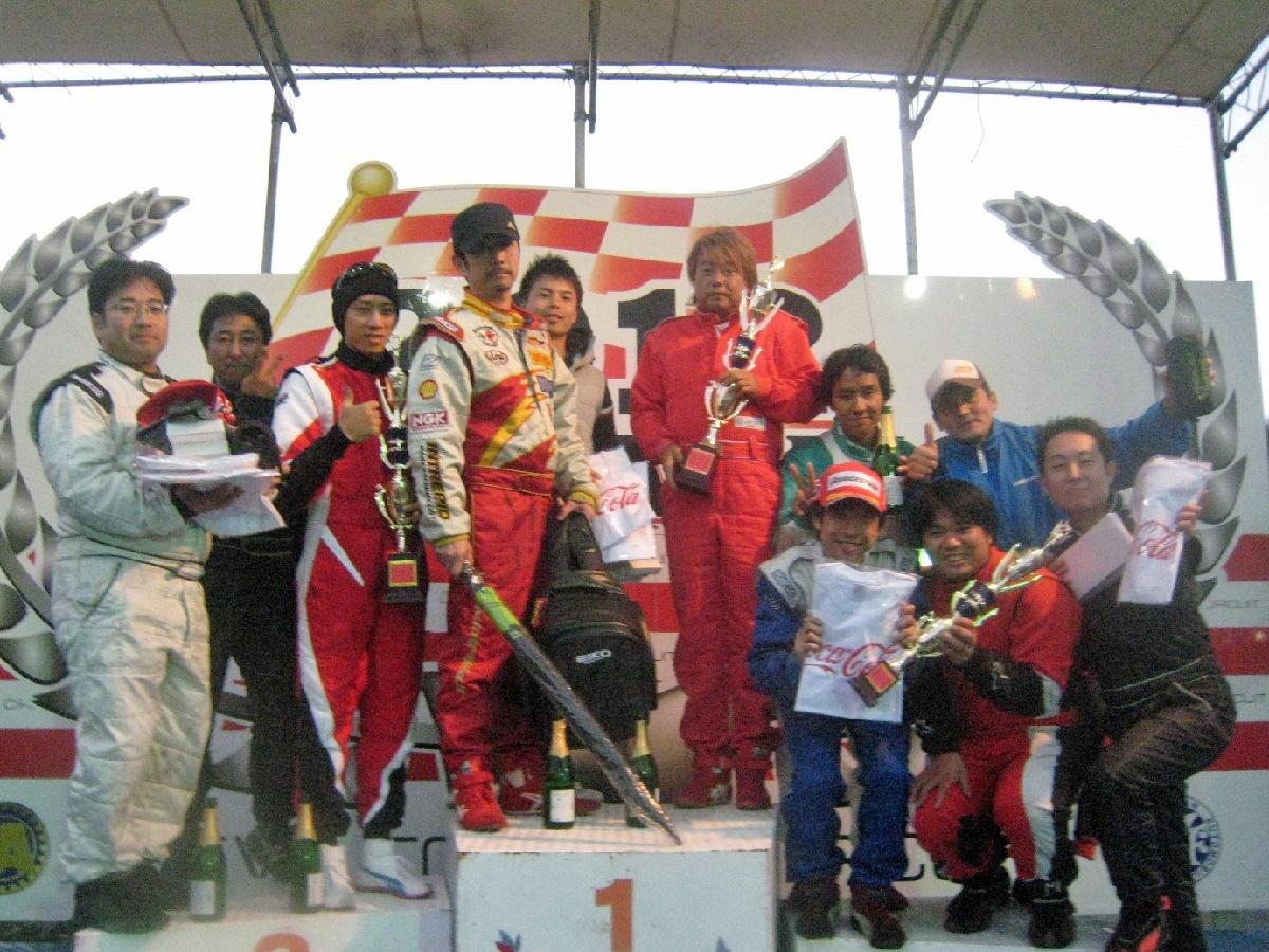 【耐久】NTC SPORTKART SERIES 2012最終戦、終了☆_c0224820_1750892.jpg