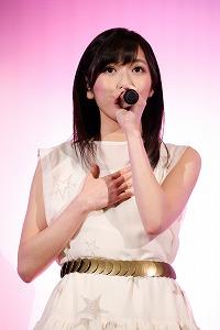 渡辺麻友、映画完成披露試写会にて新曲サプライズ歌唱しまゆゆ_e0025035_1524772.jpg