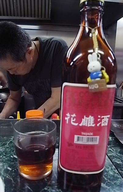 台湾料理は「一福」@長原か旗の台_b0051666_2453994.jpg