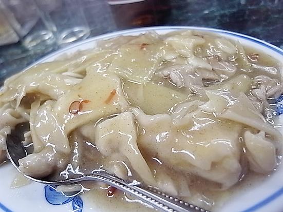 台湾料理は「一福」@長原か旗の台_b0051666_2471979.jpg
