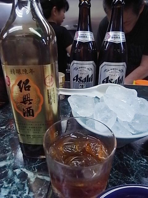 台湾料理は「一福」@長原か旗の台_b0051666_2475535.jpg