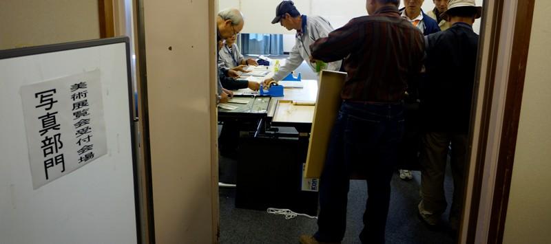 12年10月20日・ひたちなか市芸術祭作品搬入_c0129671_20464183.jpg