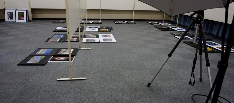 12年10月20日・ひたちなか市芸術祭作品搬入_c0129671_20465214.jpg