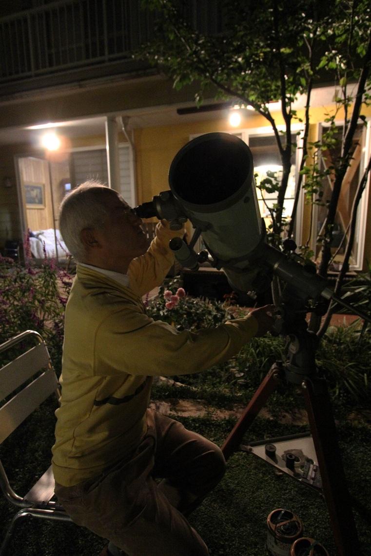 25年ぶりの反射望遠鏡_a0107574_194462.jpg
