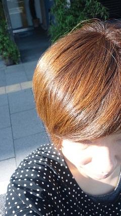 白髪染めだってmelty♪_f0152875_9441388.jpg