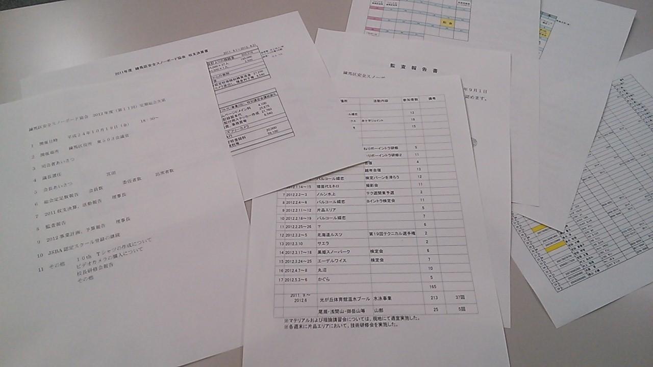 10/19 ねりボー総会_f0185784_94234100.jpg