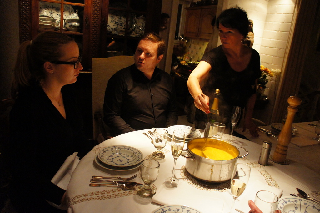 晩餐@Witt邸_c0180686_20441081.jpg