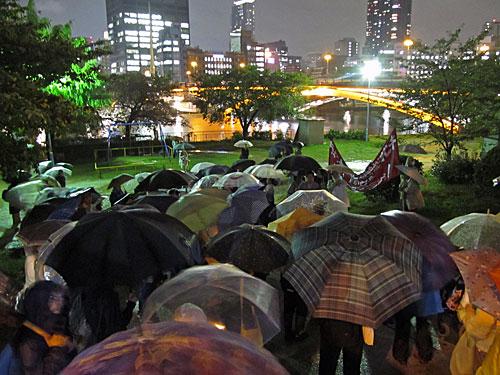 ちょっとまって!橋本さん!! 大阪市内 大抗議行動!!_a0188487_22373267.jpg