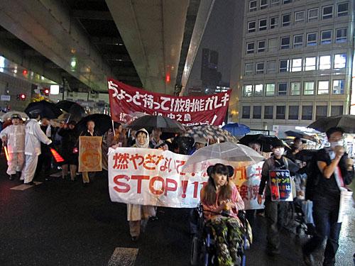 ちょっとまって!橋本さん!! 大阪市内 大抗議行動!!_a0188487_22375317.jpg