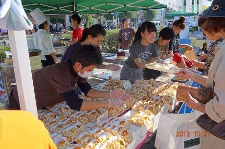 うましくに伊勢シェフクラブ主催 『饗宴(KYOUEN)2012』_a0152501_22465324.jpg