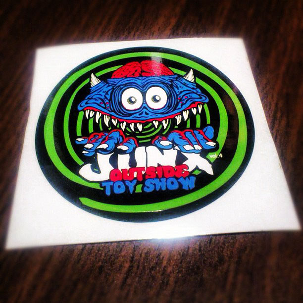 TODAY is JUNX OUTSIDE TOY SHOW vol.4!!!!!!!!_c0083911_353924.jpg