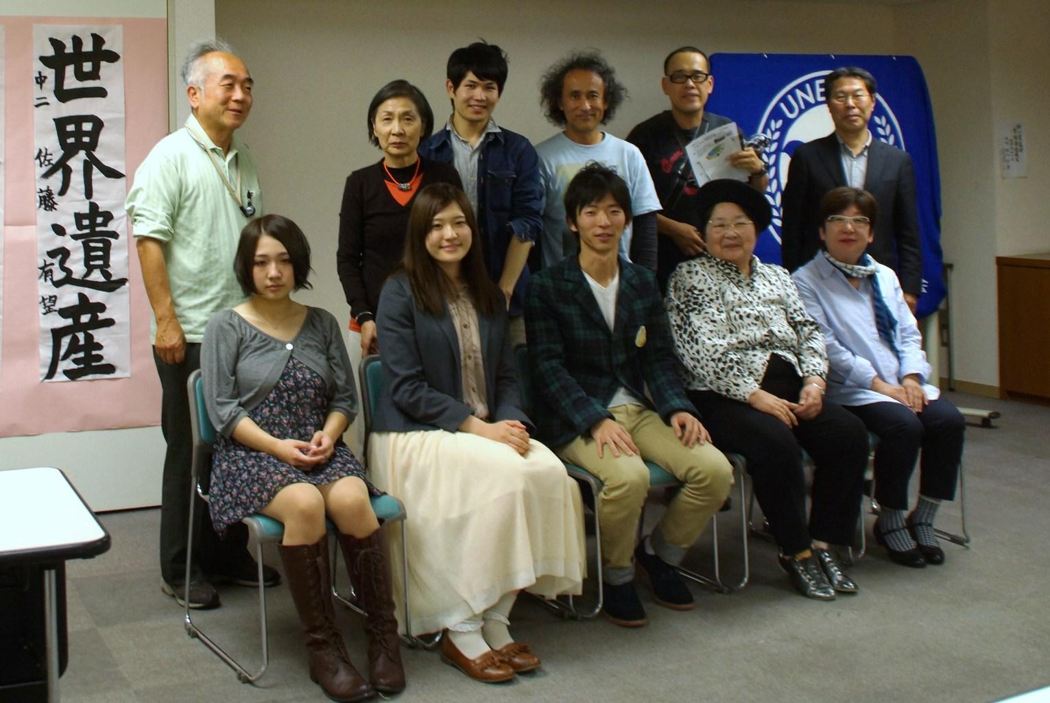 第16回さがみはら国際交流フェスティバル2012~学生弁論大会での再会@プロミティ淵野辺_f0006713_21332068.jpg