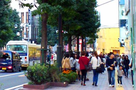 公園通り沿いのカフェ_a0275527_004598.jpg
