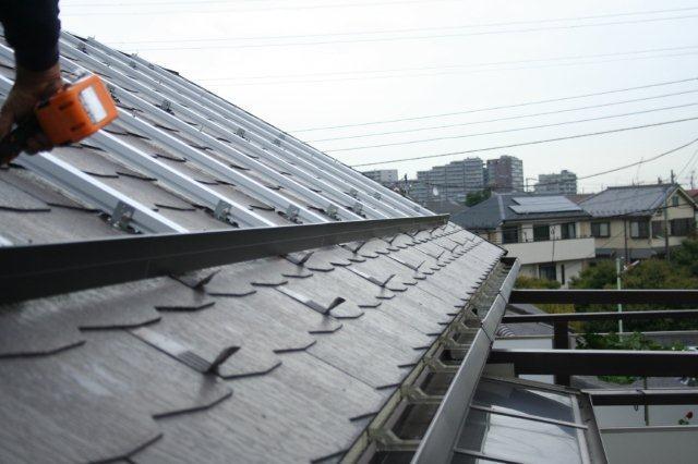 Panasonic太陽光発電とCORONAエコキュート 3(小平市)_e0207151_1141482.jpg