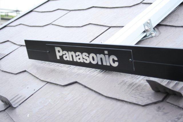 Panasonic太陽光発電とCORONAエコキュート 3(小平市)_e0207151_1142484.jpg