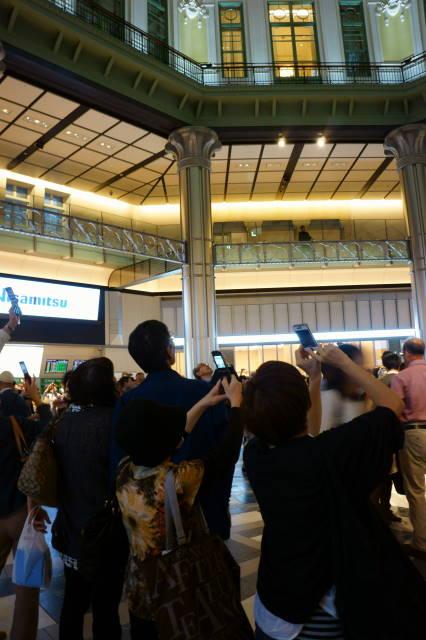東京駅赤レンガ駅舎 ドーム_a0257652_1722330.jpg