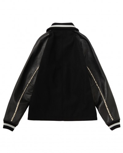 SOPHNET. x uniform experiment 2012 Fall/Winter Studded Stadium Jacket_a0118453_12442435.jpg