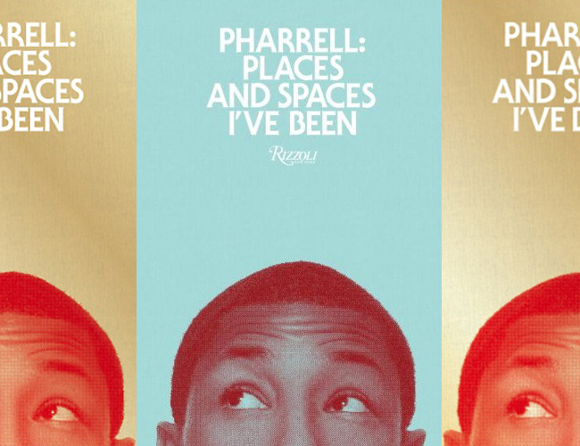"""Pharrell Williams Talks About His New """"Places and Spaces I've Been"""" Book_a0118453_1253276.jpg"""