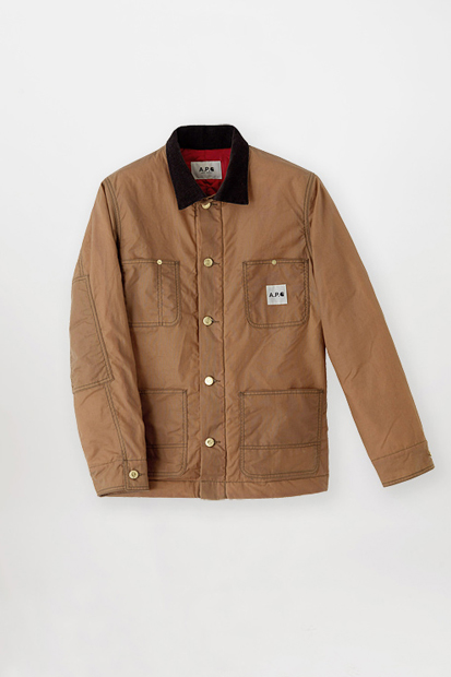 A.P.C. x Carhartt 2012 Fall/Winter Collection _a0118453_1548121.jpg