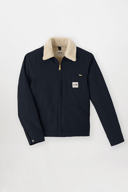 A.P.C. x Carhartt 2012 Fall/Winter Collection _a0118453_15485833.jpg