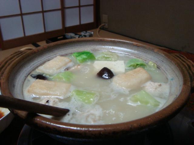 京都・木屋町「水炊き鶏料理 新三浦」へ行く。_f0232060_1955666.jpg