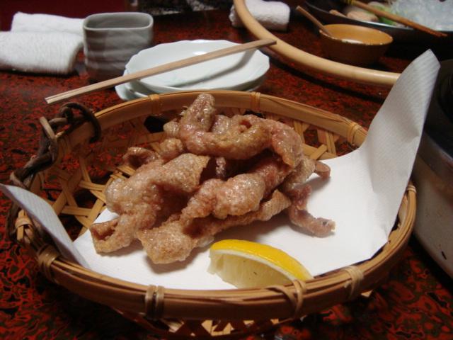 京都・木屋町「水炊き鶏料理 新三浦」へ行く。_f0232060_1991892.jpg