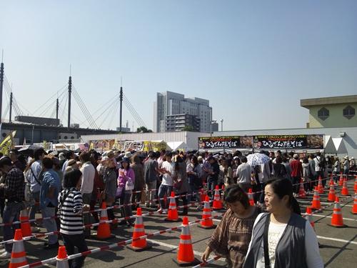 B-1グランプリ in 北九州に行って来ました^^_b0083267_19425214.jpg