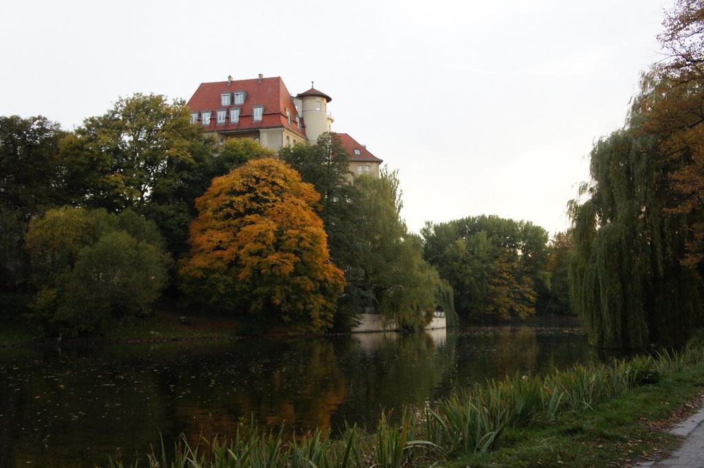 週末、黄金色に輝くベルリンです!_c0180686_1735558.jpg