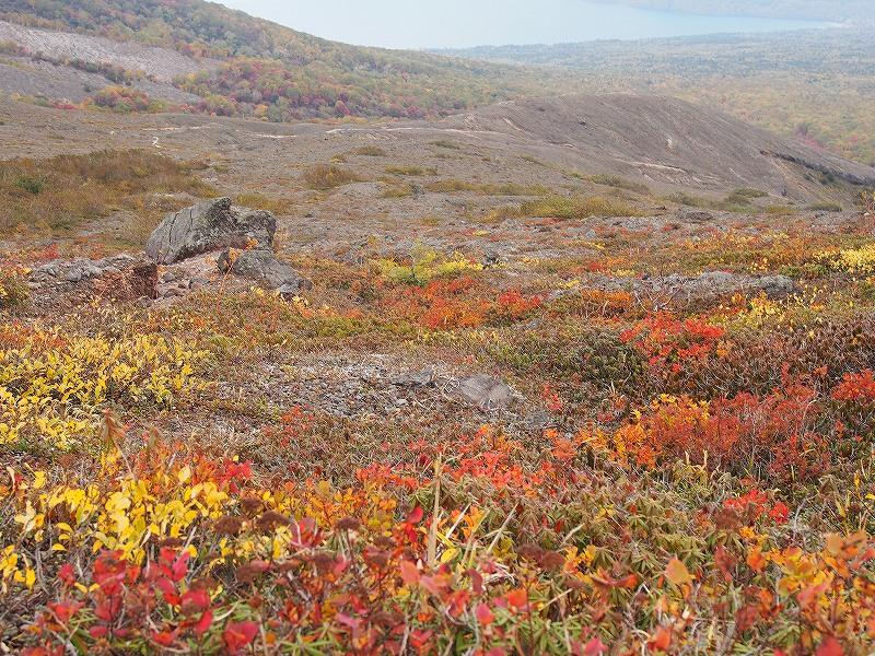 10月19日、樽前山の紅葉-最終編-_f0138096_21333810.jpg