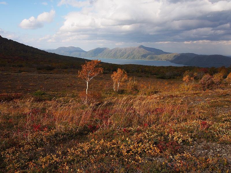 10月19日、樽前山の紅葉-最終編-_f0138096_21335947.jpg