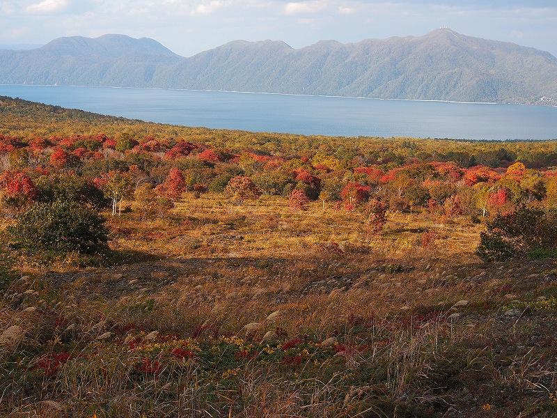 10月19日、樽前山の紅葉-最終編-_f0138096_2134761.jpg