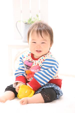 ゆなちゃん☆1歳記念_b0203705_11553287.jpg