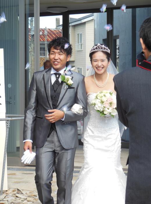 結婚式、披露宴、夜景からの塩ラーメン。_e0204105_12295637.jpg