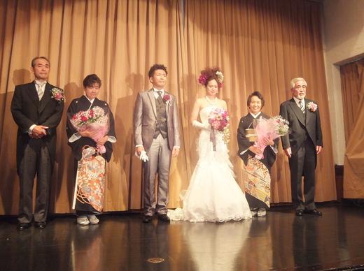 結婚式、披露宴、夜景からの塩ラーメン。_e0204105_12303654.jpg