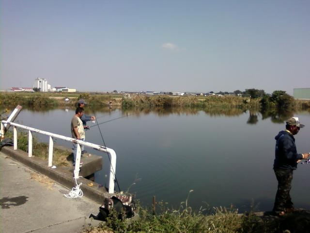 2012年 第7回 TBCスキルアップミーティング & バス釣り大会_a0153216_1413040.jpg
